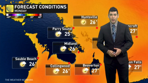 Video Gallery - The Weather Network