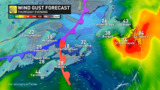 Another wintry swipe coming to Atlantic Canada