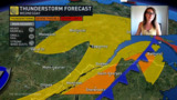 Cold front to spark severe storms across Quebec, but will it bring heat relief?