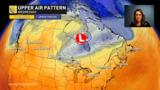 Rounds of rain, thunderstorm threat amid muggy, tropical air mass