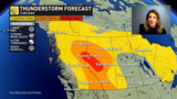 Second day in a row for severe weather in northern B.C.