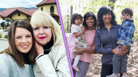 MEET THE SPECIAL MOM'S THAT BROUGHT YOU THE WEATHER NETWORK TEAM