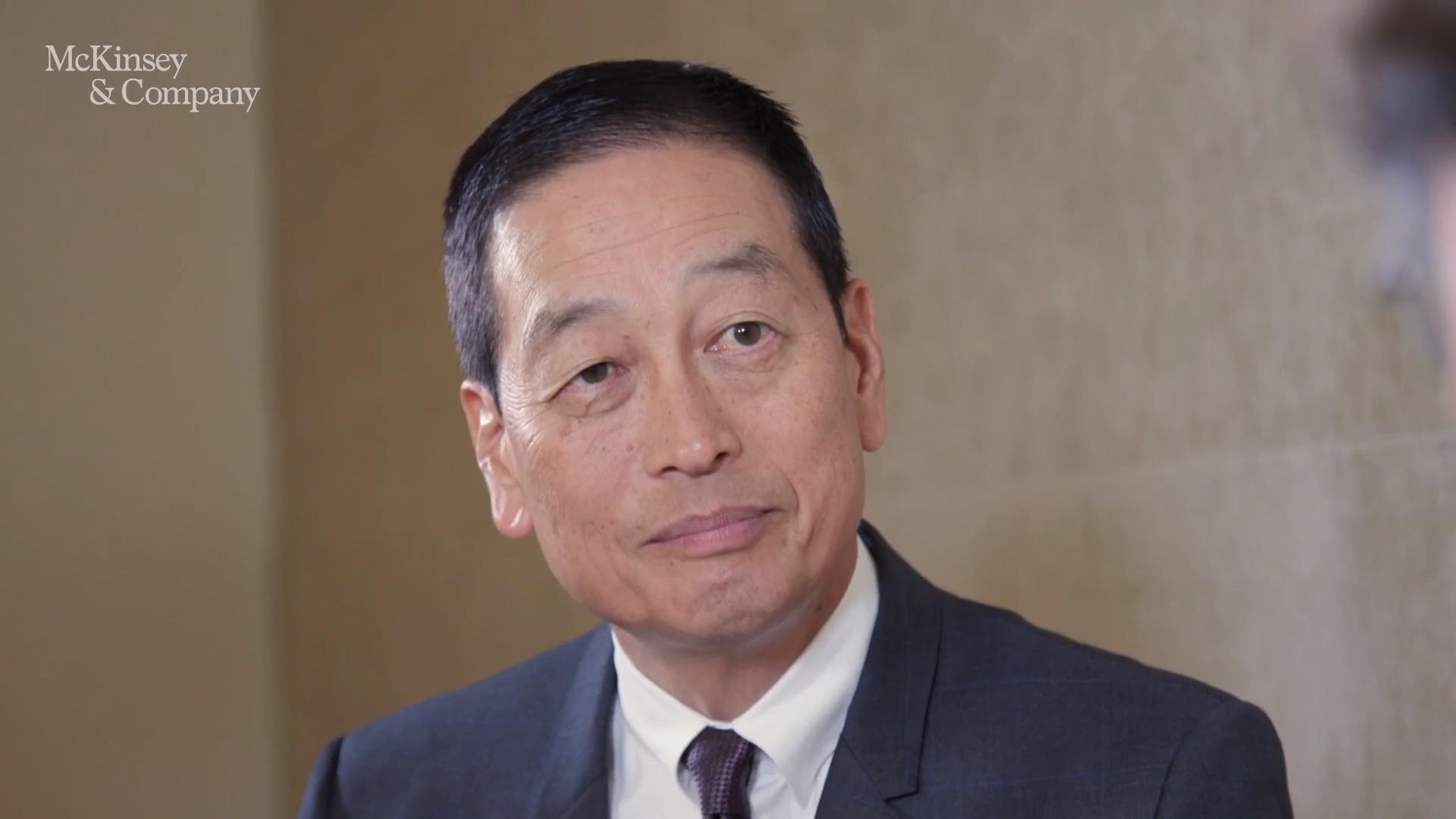 Reaching Chinese consumers: An interview with Shiseido's
