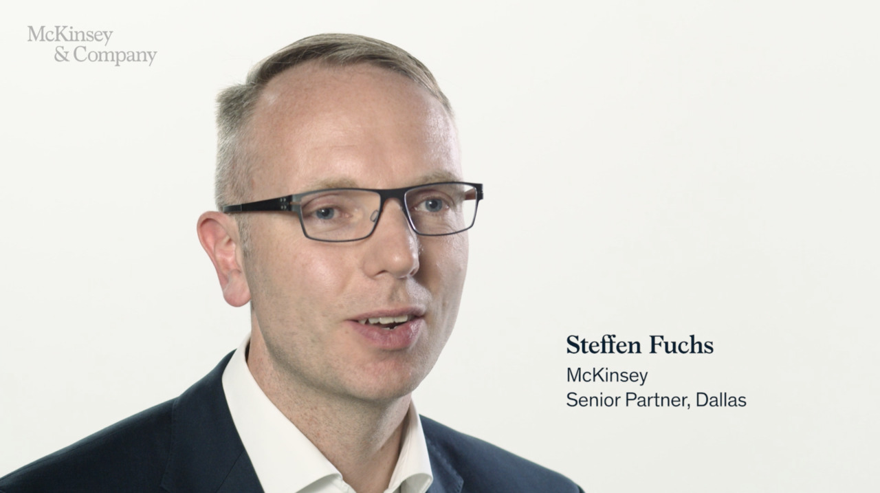 McKinsey welcomes Westney Consulting, a leading capital