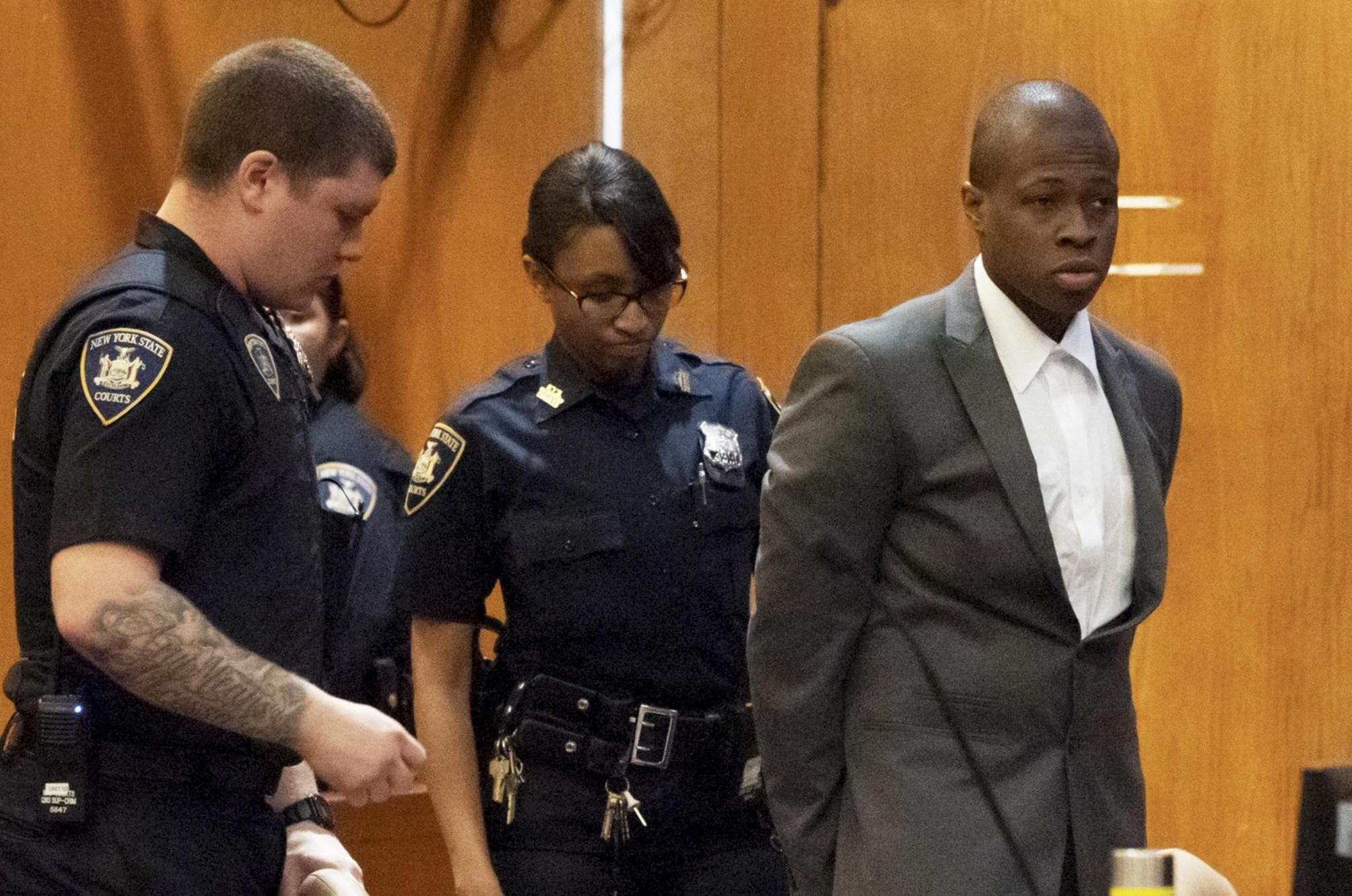 3c88d3b31 Chanel Lewis, convicted in Karina Vetrano murder, gets life in prison.