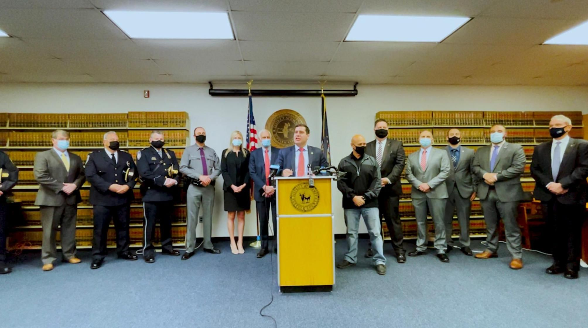 Suffolk DA: 12 on East End charged in sale of illegal drugs