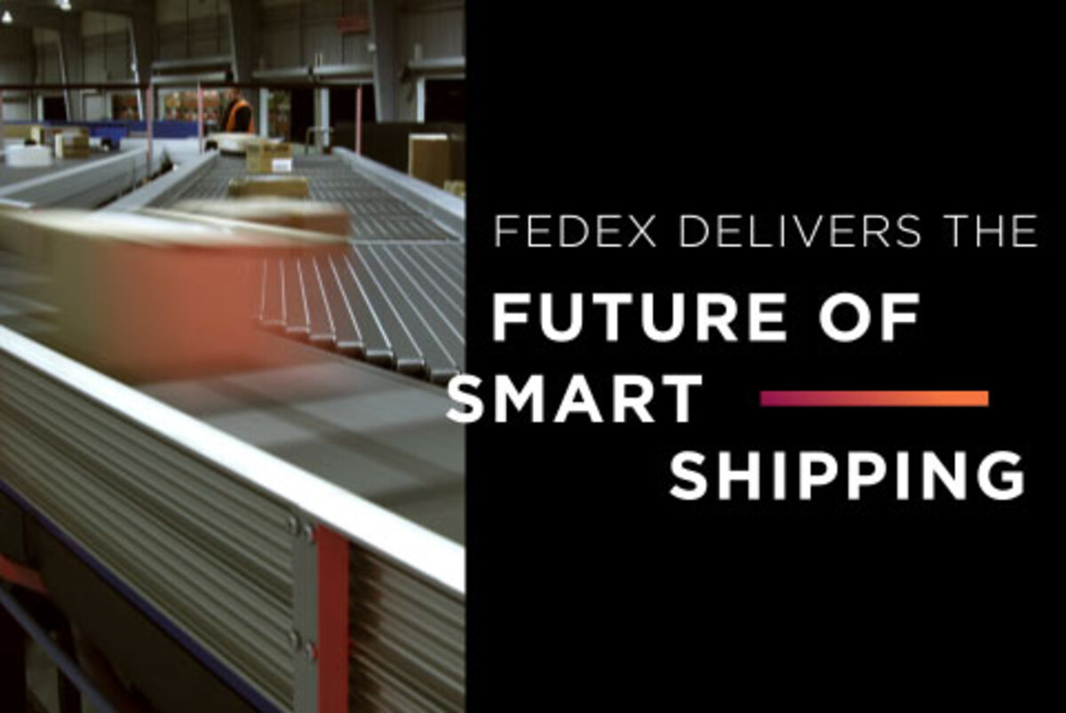 Forbes Insights: FedEx Delivers The Future Of Smart Shipping