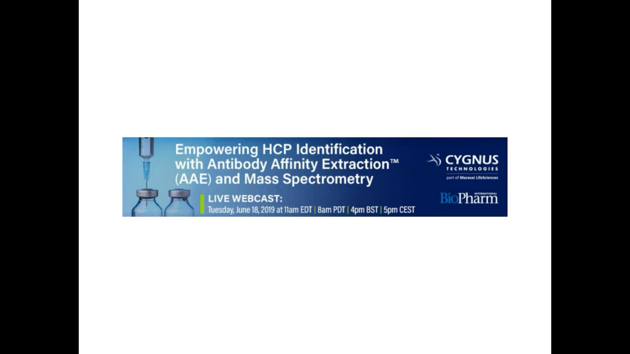 4Pm Bst antibody affinity extraction™ | biocompare streaming video