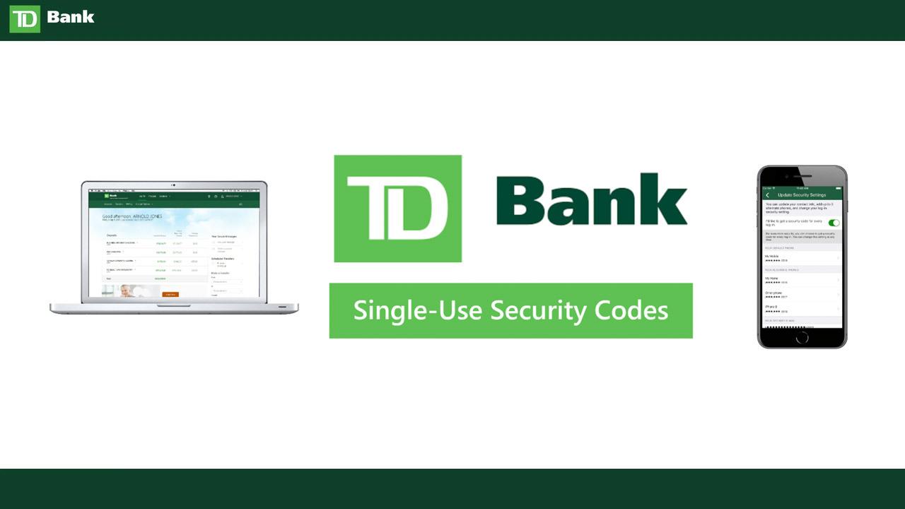 Online Banking Upgrade Td Bank
