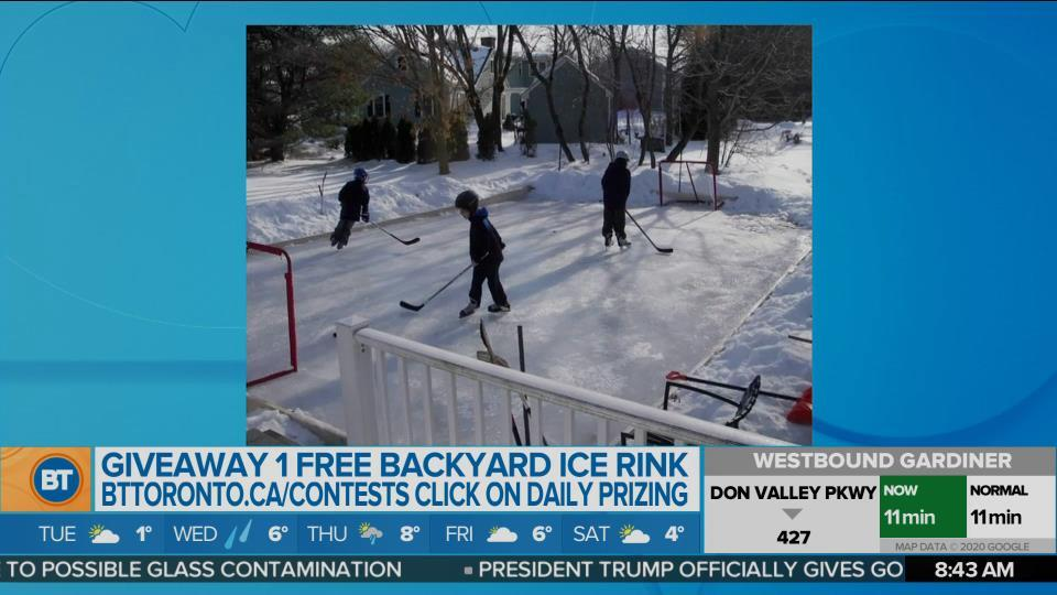 Nicole is LIVE with Rink Build (3)