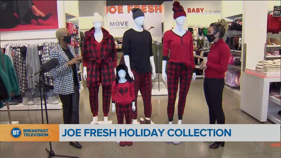 Joe Fresh's Holiday Collection