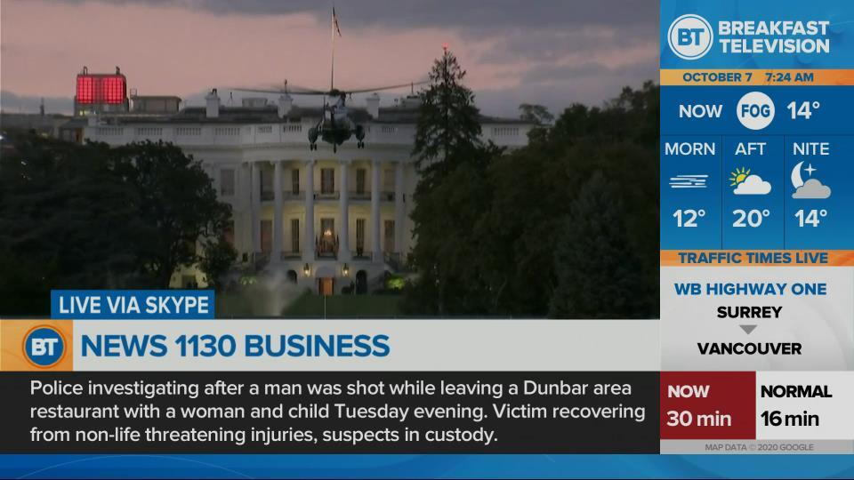 News 1130 Business Update: