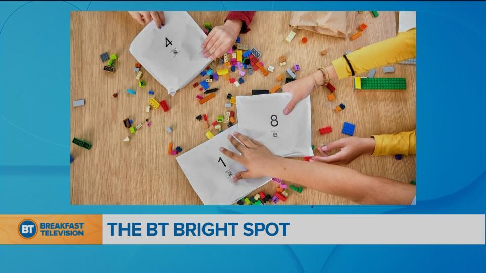 BT Bright Spot: Kids asked, so Lego will stop using plastic bags in its boxed sets