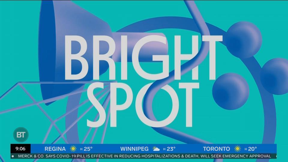 Bright Spot: Indigenous beadwork art