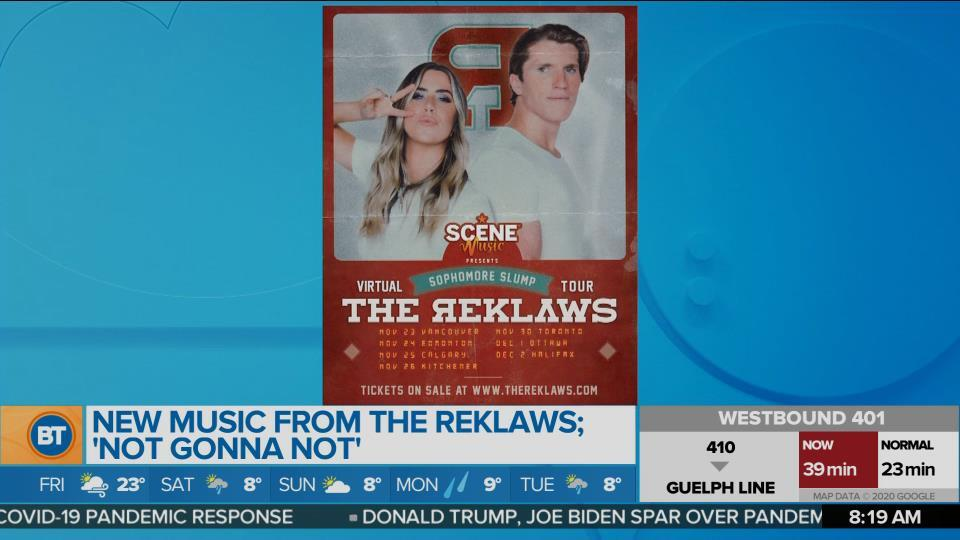 The Reklaws are going on (virtual) tour!