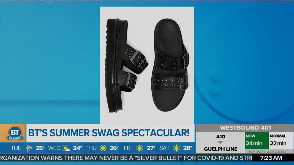 Summer Swag Spectacular: Dr. Martens!