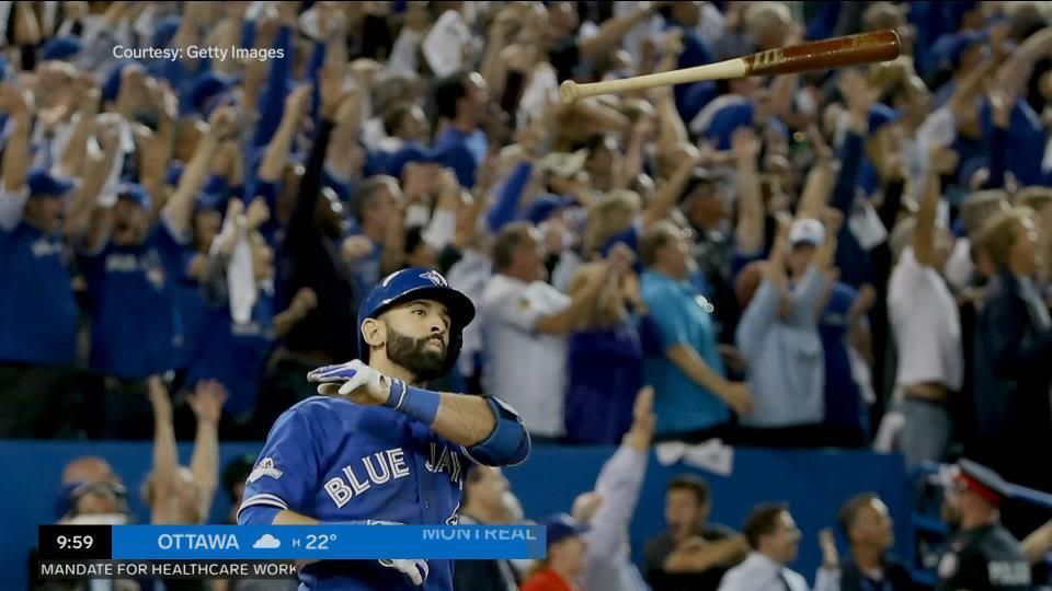 Remembering Jose Bautista's bat flip