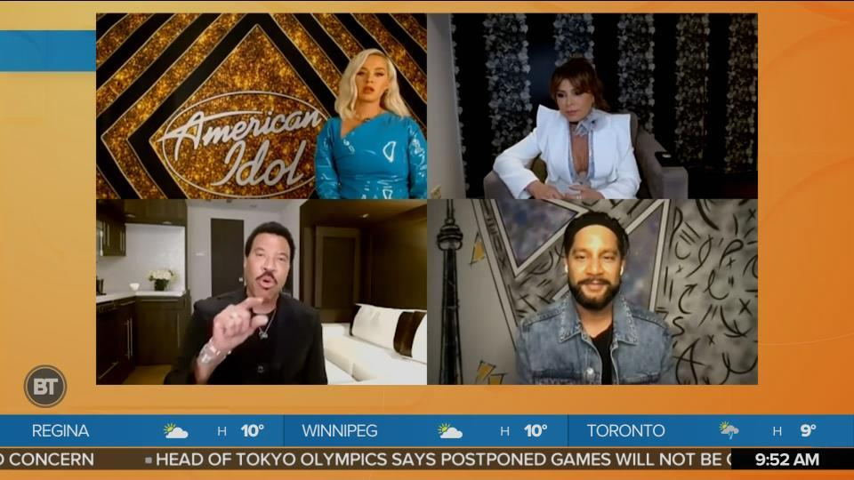Our Chat With the Judges of American Idol