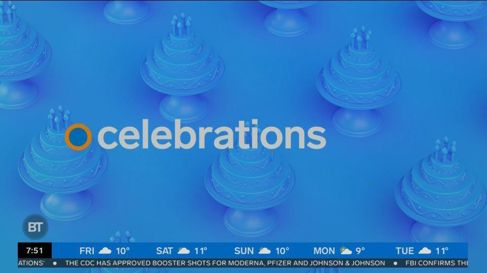 Celebrations: October 22, 2021