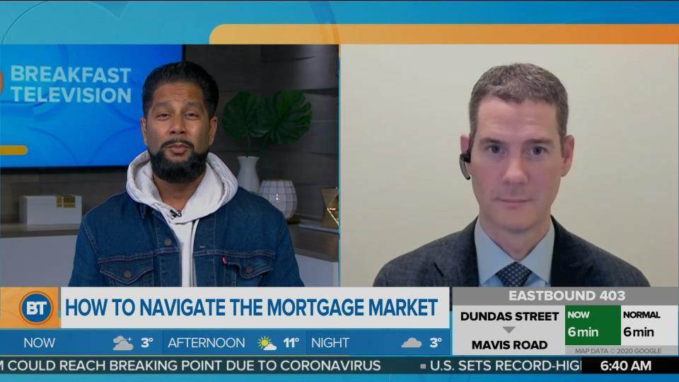 How to navigate the mortgage market right now