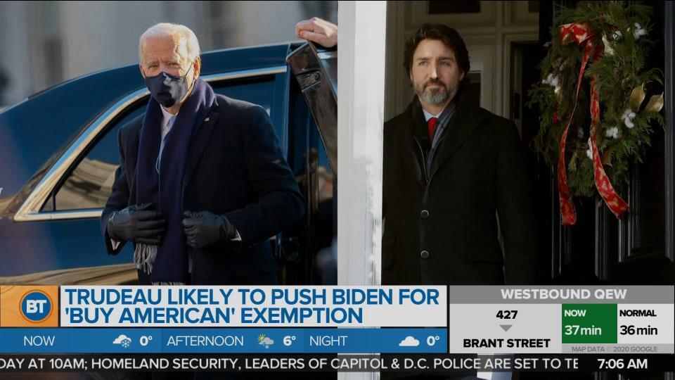 7am news headlines: Feb. 23, 2021