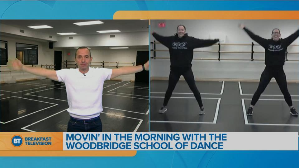 Movin' in the Morning With Deandra and Olivia Filippo!
