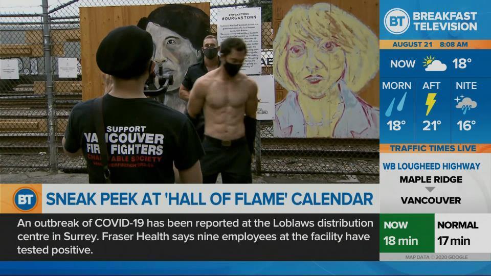 Latest Newscast: August 21st