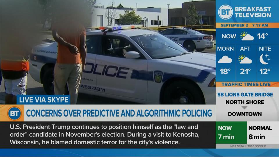 Questions surround new police technology