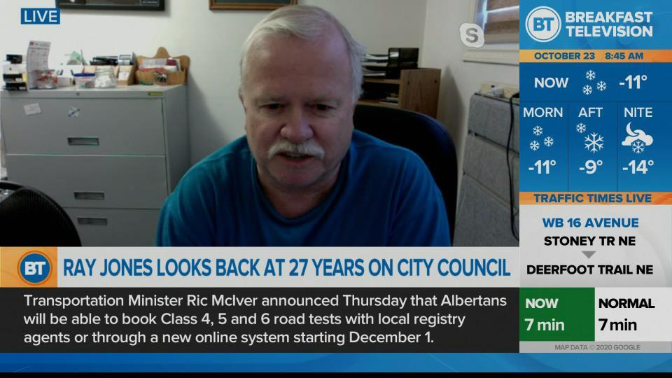 Ray Jones looks back at 27 years on city council
