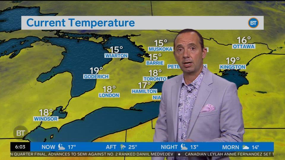 Morning Weather Webcast: September 8, 2021.