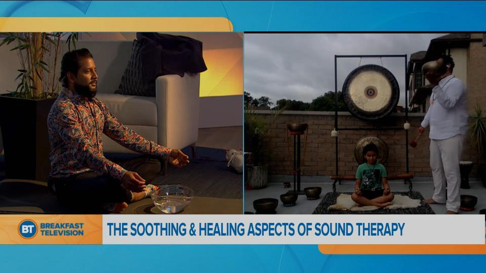 Movin' in the Morning: Sound Therapy