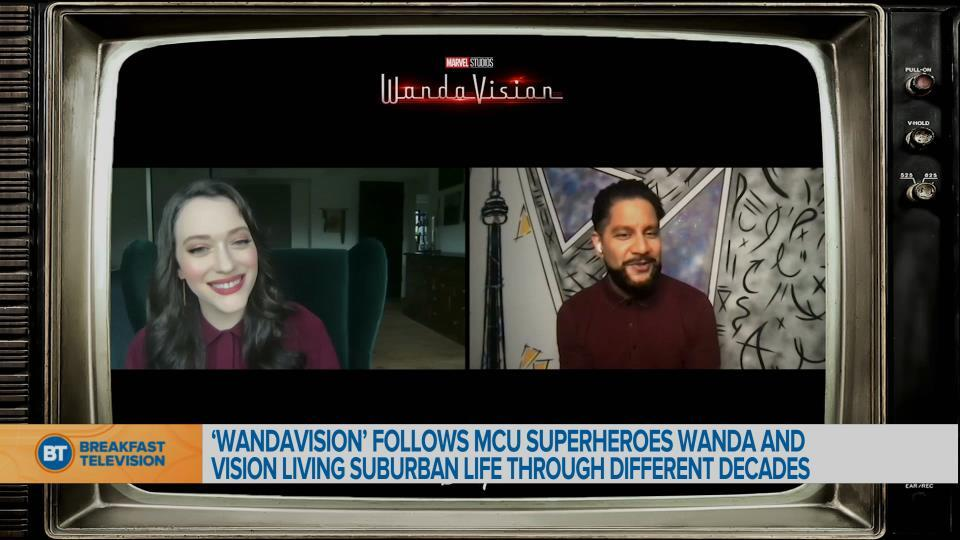 Our Chat With the Cast of 'WandaVision'