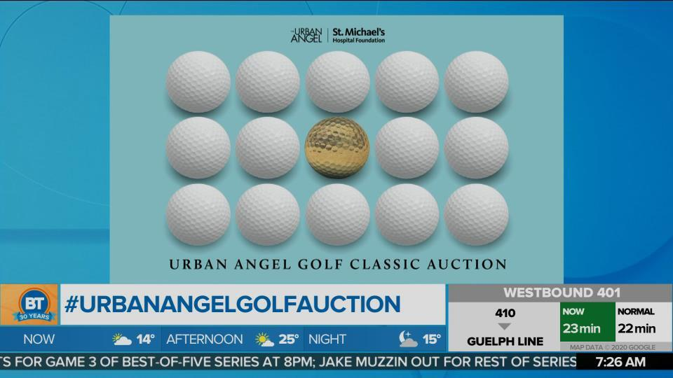 St. Michael's Hospital Foundation Urban Angel Golf Classic Auction