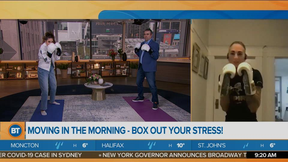 Movin' in the Morning With Jana Finkbiner