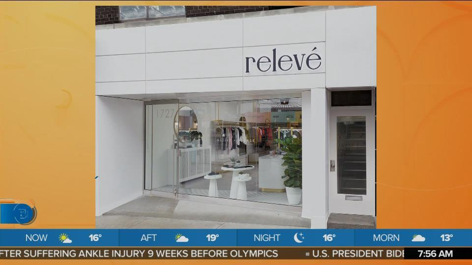Celebrate Local: Releve Clothing