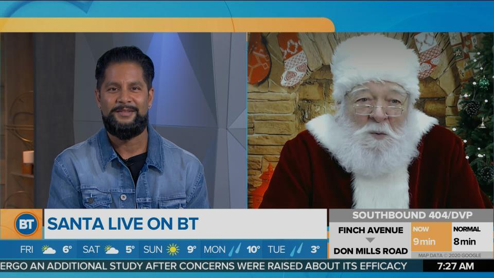 How kids can chat virtually with Santa this year