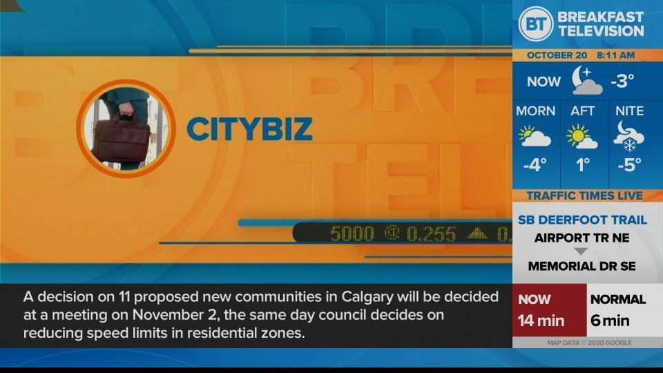 CityBiz for Oct. 20th