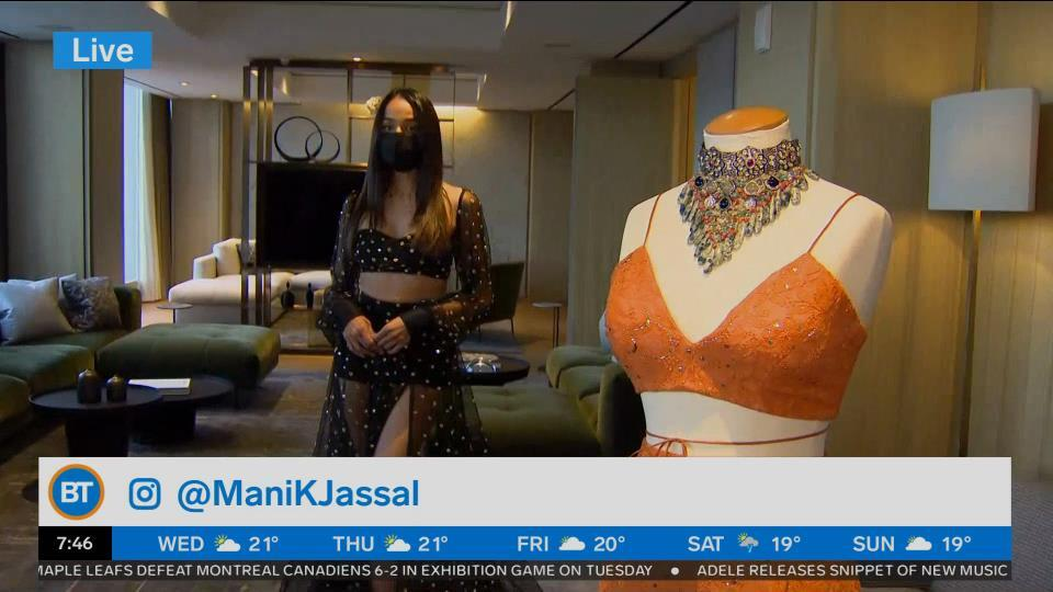 Outfit of the Day: Mani Jassal's 70s-inspired collection