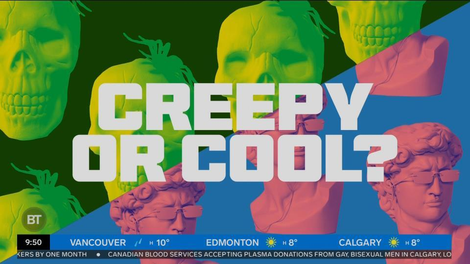 Creepy or Cool with Mel and Sid