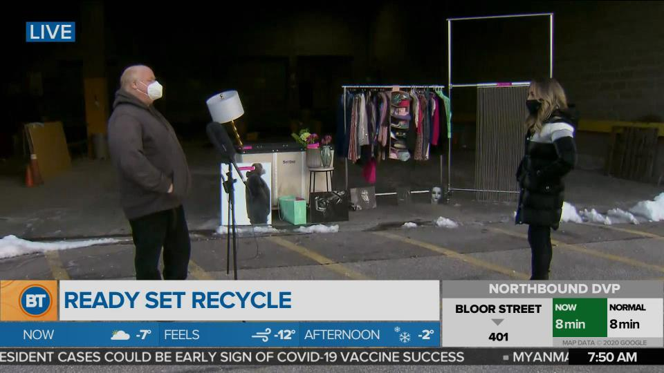 Nicole is LIVE at Ready Set Recycle (2 of 4)