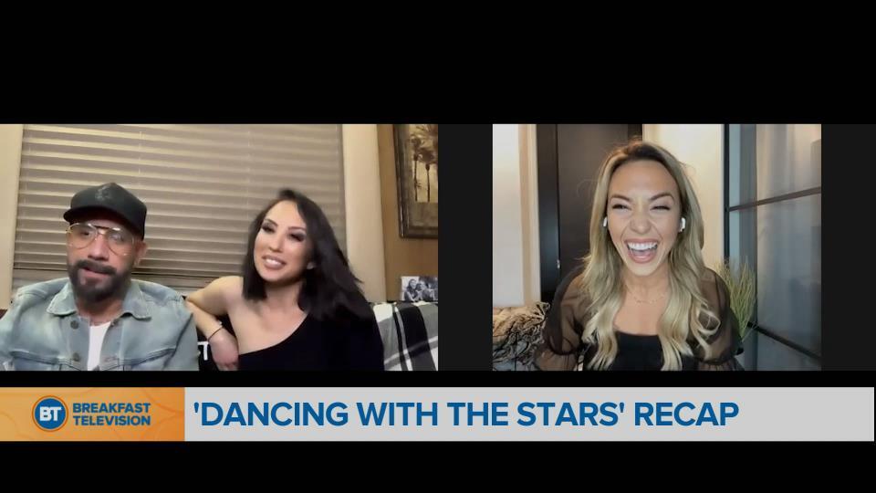 'Dancing with the stars' week 6 recap!