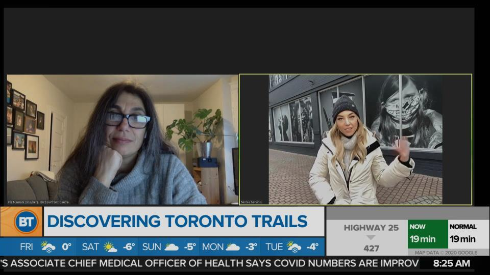 Nicole is LIVE at Harbourfront Centre's Outdoor Installations (3 of 3)