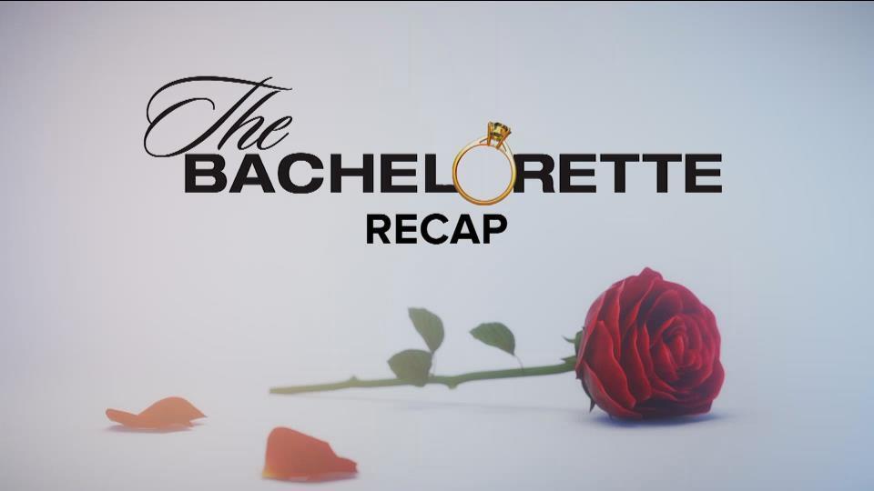 Recapping the season premiere of 'The Bachelorette'