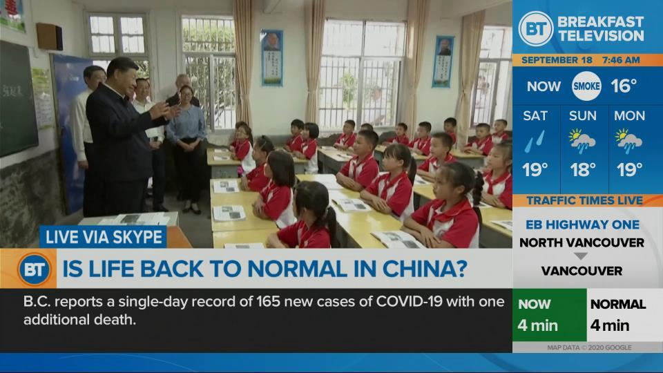 Is life back to normal in China?