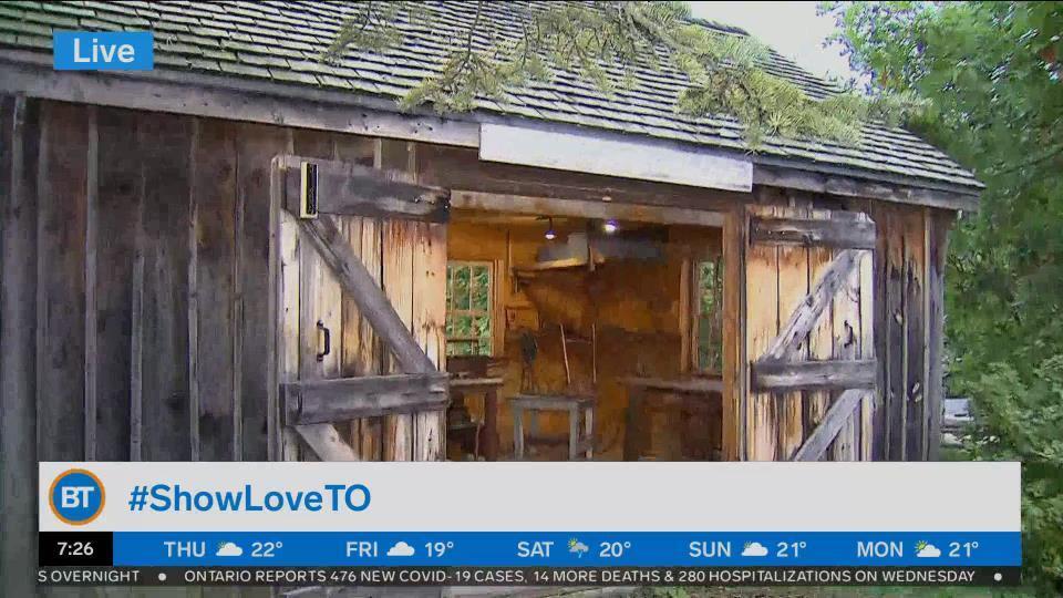 #ShowLoveTO: Scarborough Museum