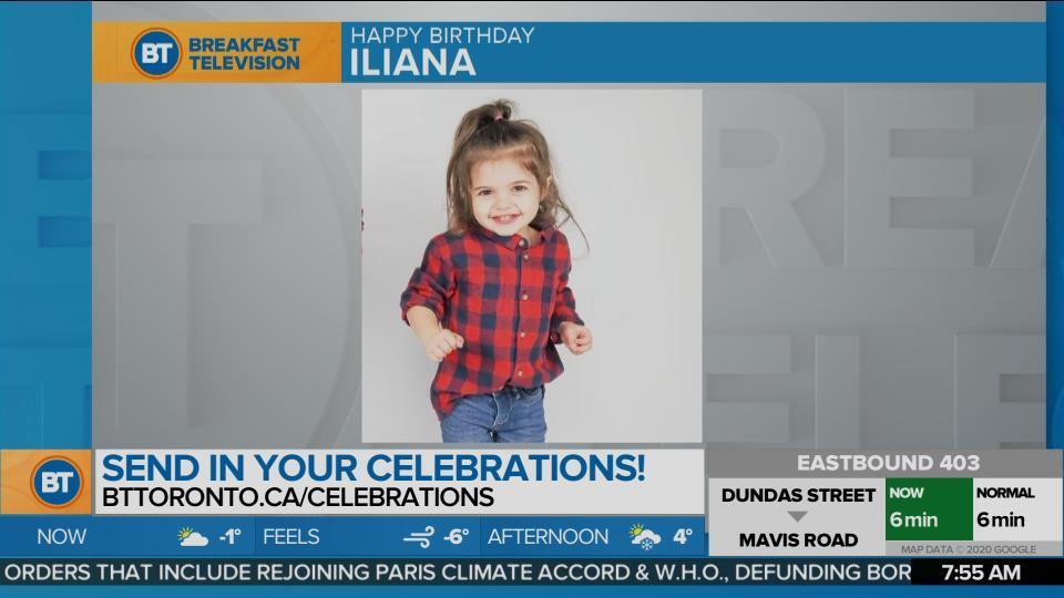 Celebrations for Jan. 21, 2021!