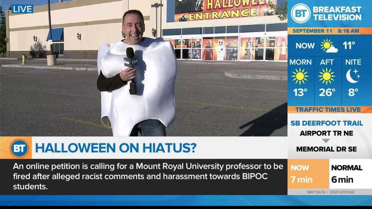 On Location: Halloween on Hiatus?