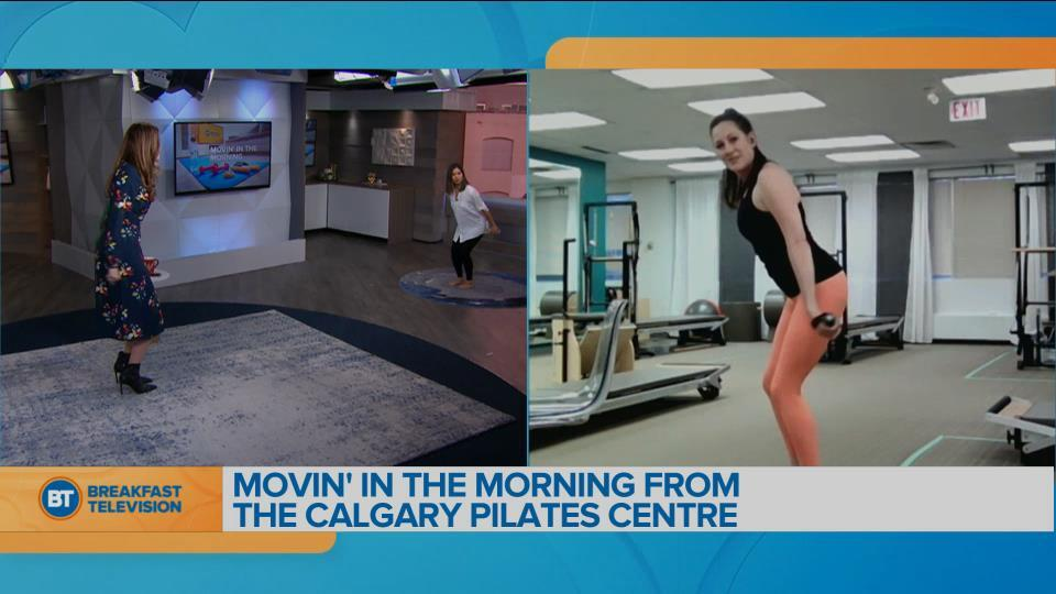 Movin' in the Morning With Jo-Anne Bunbury!