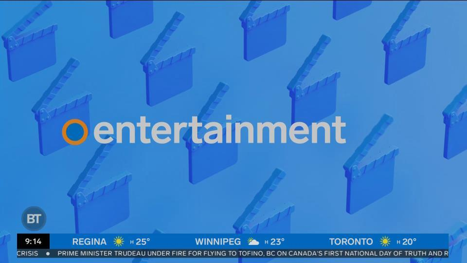 Entertainment Headlines with Devo Brown!