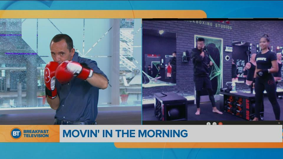 Movin' in the Morning with Meghan Yuri Young and Gidon Gabbay